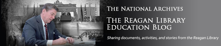 Reagan Education Blog header image