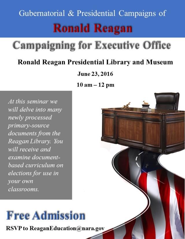 Gubernatorial & Presidential Campaigns