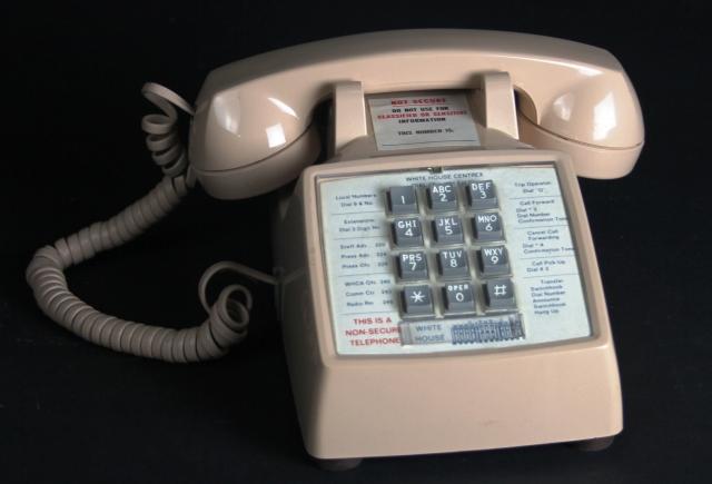 white house telephone